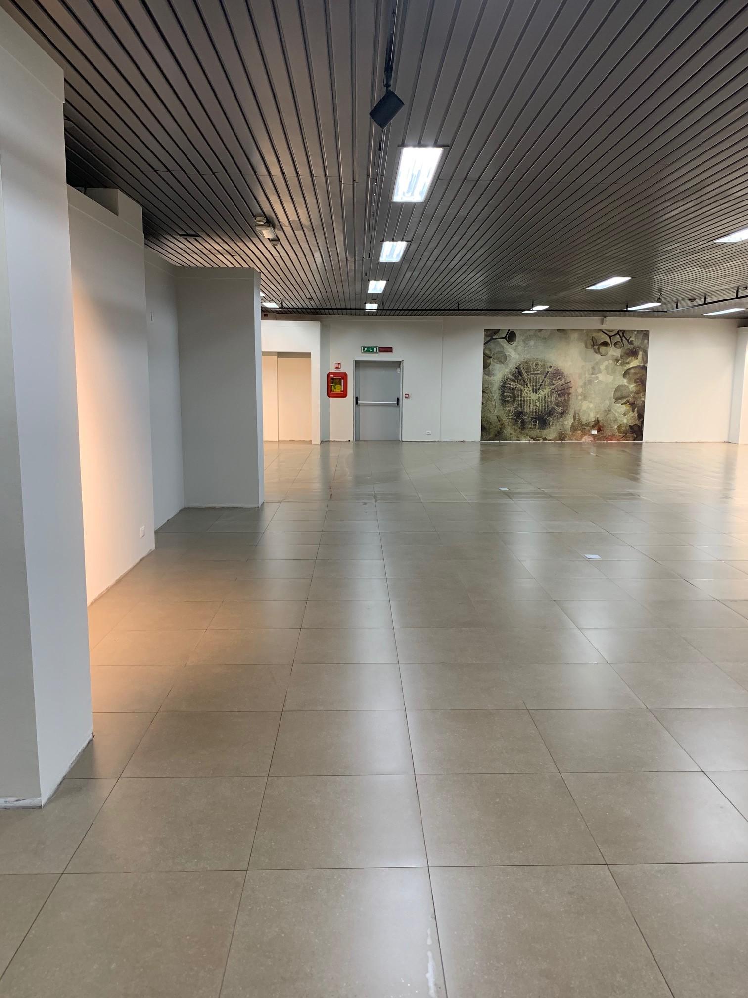 pulizia straordinaria showroom