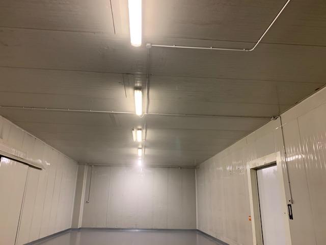 pulizia straordinaria celle frigorifere